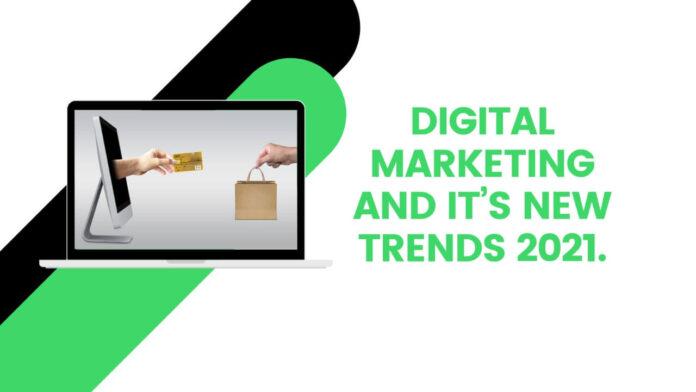25 digital marketing trends 2021