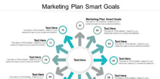 Goals of a marketing plan